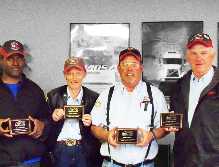 CVTA Instructors at USTDS Co. Springs